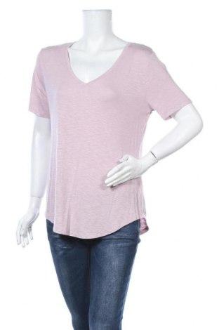 Дамска блуза Old Navy, Размер M, Цвят Розов, 95% вискоза, 5% еластан, Цена 14,70лв.