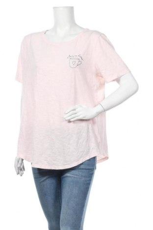 Дамска блуза Old Navy, Размер XL, Цвят Розов, Памук, Цена 19,95лв.