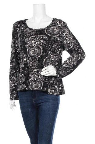 Γυναικεία μπλούζα One Touch, Μέγεθος XL, Χρώμα Μαύρο, Βαμβάκι, Τιμή 6,17€