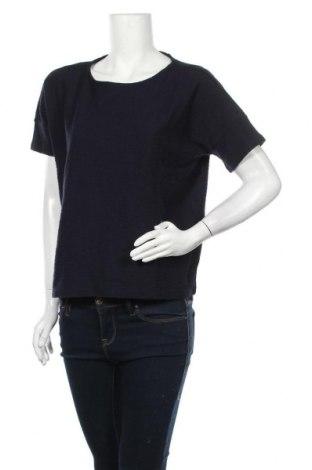 Γυναικεία μπλούζα Opus, Μέγεθος M, Χρώμα Μπλέ, Βαμβάκι, Τιμή 16,24€