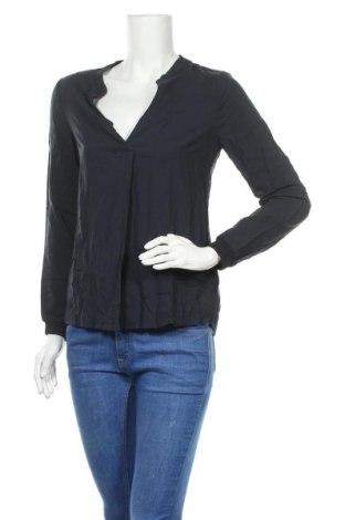 Дамска блуза Part Two, Размер XXS, Цвят Син, Вискоза, Цена 10,35лв.