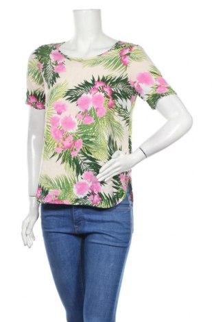 Γυναικεία μπλούζα Pieces, Μέγεθος S, Χρώμα Πολύχρωμο, Βισκόζη, Τιμή 9,94€
