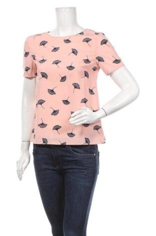 Γυναικεία μπλούζα Pieces, Μέγεθος XS, Χρώμα Ρόζ , 98% πολυεστέρας, 2% ελαστάνη, Τιμή 15,08€