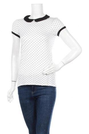 Дамска блуза Pimkie, Размер M, Цвят Бял, Вискоза, Цена 15,75лв.
