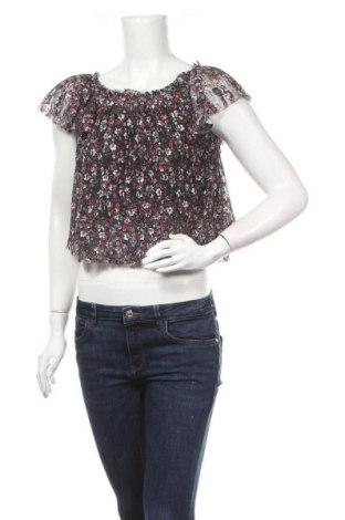 Дамска блуза Pimkie, Размер S, Цвят Многоцветен, 83% полиестер, 17% еластан, Цена 17,85лв.