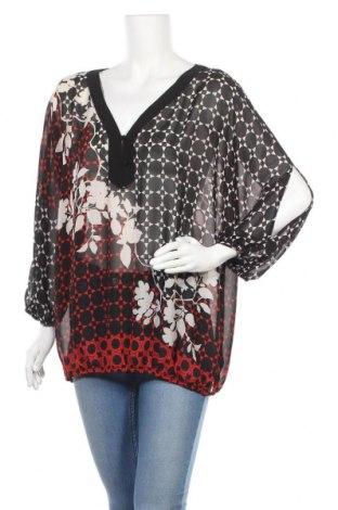 Дамска блуза Principles By Ben De Lisi, Размер XXL, Цвят Многоцветен, Полиестер, Цена 23,63лв.