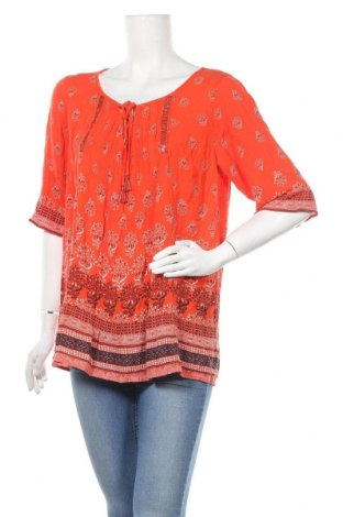 Дамска блуза Promod, Размер XL, Цвят Оранжев, Цена 19,95лв.