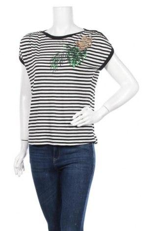 Дамска блуза Promod, Размер M, Цвят Многоцветен, Цена 15,96лв.