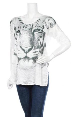 Γυναικεία μπλούζα Promod, Μέγεθος M, Χρώμα Λευκό, Τιμή 9,09€