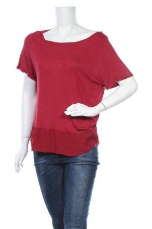 Дамска блуза Promod, Размер L, Цвят Червен, Цена 14,70лв.
