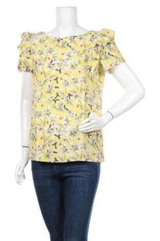 Дамска блуза Promod, Размер L, Цвят Жълт, Цена 15,75лв.