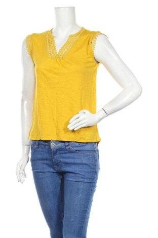 Дамска блуза Promod, Размер S, Цвят Жълт, Цена 14,70лв.