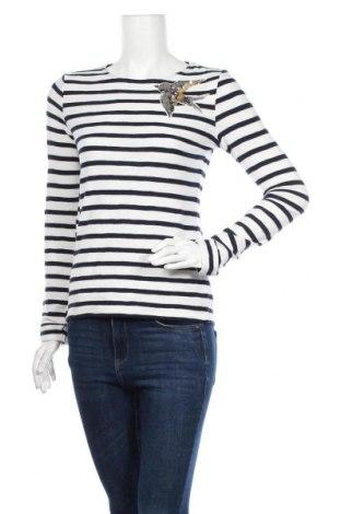 Дамска блуза Promod, Размер S, Цвят Бял, Памук, Цена 17,85лв.