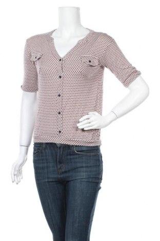 Дамска блуза Pull&Bear, Размер M, Цвят Многоцветен, Вискоза, Цена 4,73лв.