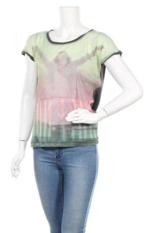 Γυναικεία μπλούζα Q/S by S.Oliver, Μέγεθος M, Χρώμα Γκρί, Τιμή 8,83€