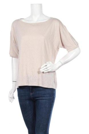 Γυναικεία μπλούζα Q/S by S.Oliver, Μέγεθος L, Χρώμα  Μπέζ, Τιμή 9,94€