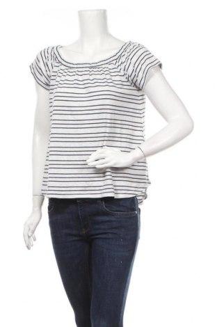 Γυναικεία μπλούζα Q/S by S.Oliver, Μέγεθος M, Χρώμα Λευκό, 67% πολυεστέρας, 30% βισκόζη, 3% ελαστάνη, Τιμή 10,49€