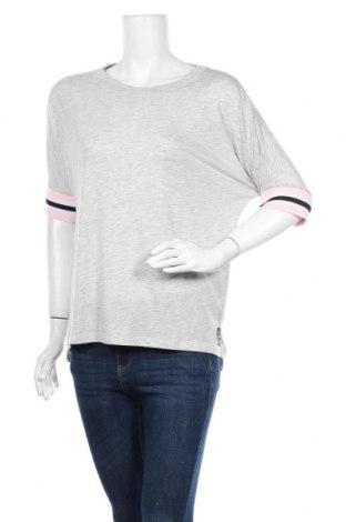 Γυναικεία μπλούζα Q/S by S.Oliver, Μέγεθος M, Χρώμα Γκρί, Τιμή 8,77€