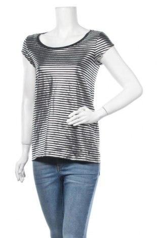 Γυναικεία μπλούζα Q/S by S.Oliver, Μέγεθος S, Χρώμα Μαύρο, Βαμβάκι, Τιμή 22,73€
