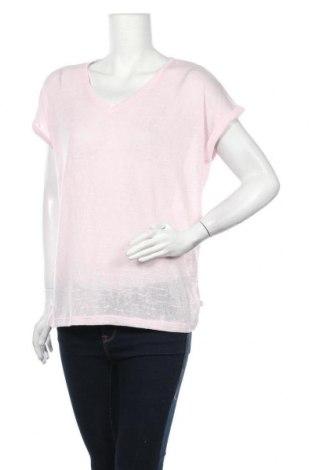 Γυναικεία μπλούζα Q/S by S.Oliver, Μέγεθος L, Χρώμα Ρόζ , 83% πολυεστέρας, 17% βισκόζη, Τιμή 17,78€