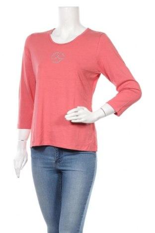 Дамска блуза Rabe, Размер M, Цвят Розов, 92% вискоза, 8% еластан, Цена 5,00лв.