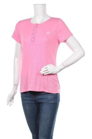Дамска блуза Ralph Lauren, Размер M, Цвят Розов, 60% памук, 40% полиестер, Цена 68,83лв.