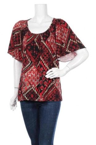 Γυναικεία μπλούζα Reitmans, Μέγεθος XXL, Χρώμα Πολύχρωμο, 95% βισκόζη, 5% ελαστάνη, Τιμή 9,74€