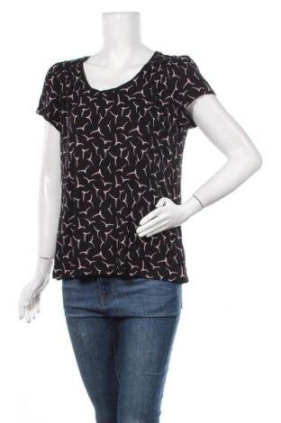Γυναικεία μπλούζα Reitmans, Μέγεθος L, Χρώμα Μαύρο, 95% βισκόζη, 5% ελαστάνη, Τιμή 10,52€