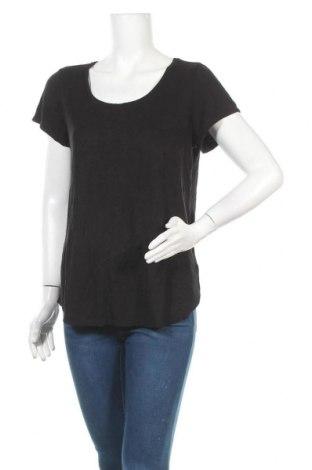 Γυναικεία μπλούζα Reitmans, Μέγεθος L, Χρώμα Μαύρο, 95% βισκόζη, 5% ελαστάνη, Τιμή 9,25€