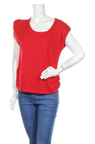 Γυναικεία μπλούζα Reitmans, Μέγεθος L, Χρώμα Κόκκινο, 50% πολυεστέρας, 50% βισκόζη, Τιμή 11,69€