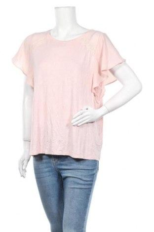 Γυναικεία μπλούζα Reitmans, Μέγεθος XL, Χρώμα Ρόζ , 95% βισκόζη, 5% ελαστάνη, Τιμή 9,87€