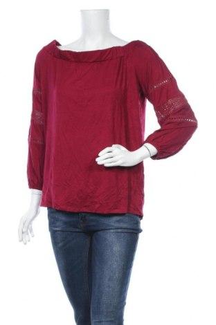 Γυναικεία μπλούζα Reitmans, Μέγεθος L, Χρώμα Κόκκινο, 95% βισκόζη, 5% ελαστάνη, Τιμή 9,55€