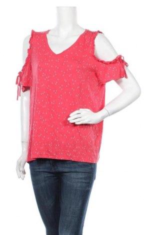 Γυναικεία μπλούζα Reitmans, Μέγεθος L, Χρώμα Κόκκινο, Τιμή 9,25€