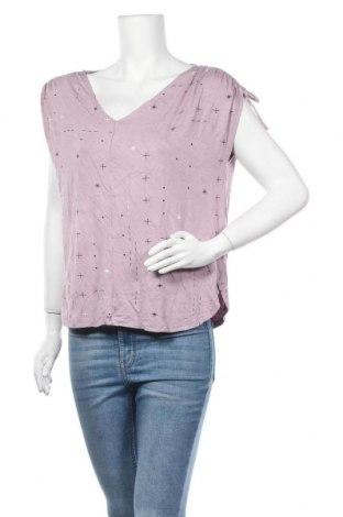 Γυναικεία μπλούζα Reitmans, Μέγεθος L, Χρώμα Βιολετί, 95% βισκόζη, 5% ελαστάνη, Τιμή 10,39€