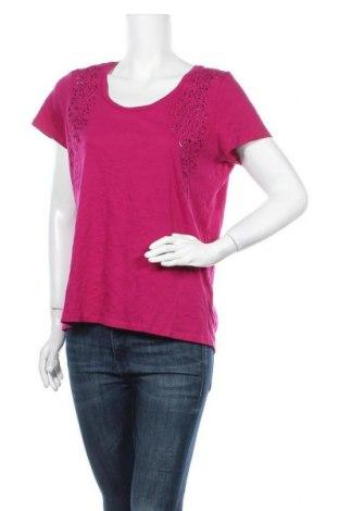 Γυναικεία μπλούζα Reitmans, Μέγεθος XL, Χρώμα Βιολετί, Βαμβάκι, Τιμή 9,74€