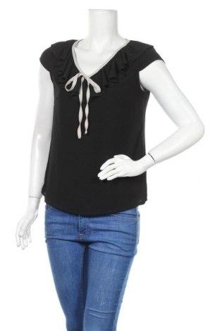 Γυναικεία μπλούζα Rinascimento, Μέγεθος L, Χρώμα Μαύρο, Βισκόζη, Τιμή 21,04€