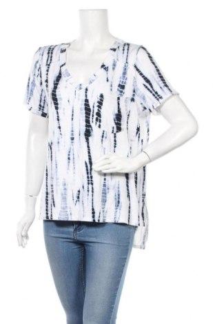 Γυναικεία μπλούζα Rock & Republic, Μέγεθος XL, Χρώμα Λευκό, 95% βισκόζη, 5% ελαστάνη, Τιμή 10,49€