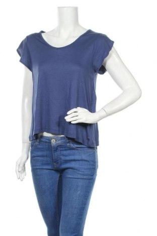 Γυναικεία μπλούζα Roxy, Μέγεθος S, Χρώμα Μπλέ, Βισκόζη, Τιμή 17,01€