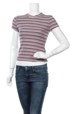 Дамска блуза SHEIN, Размер XS, Цвят Многоцветен, 95% памук, 5% еластан, Цена 4,73лв.