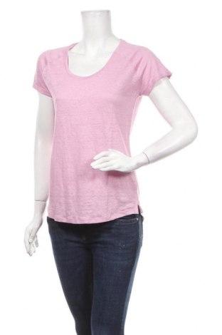 Γυναικεία μπλούζα SUN68, Μέγεθος M, Χρώμα Βιολετί, Λινό, Τιμή 25,25€