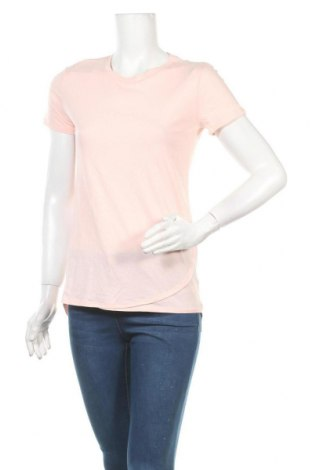 Дамска блуза Schiesser, Размер L, Цвят Розов, 50% памук, 50% модал, Цена 15,12лв.