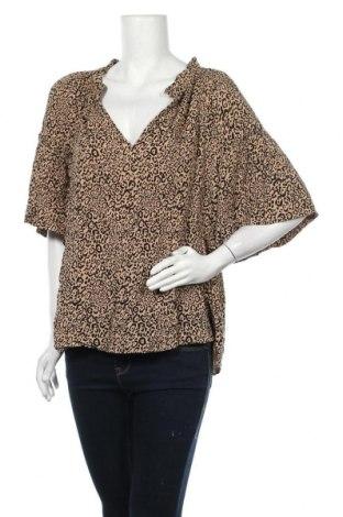 Γυναικεία μπλούζα Seed, Μέγεθος XL, Χρώμα Καφέ, Βισκόζη, Τιμή 9,87€