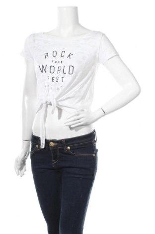 Γυναικεία μπλούζα Sinsay, Μέγεθος S, Χρώμα Λευκό, Τιμή 9,74€