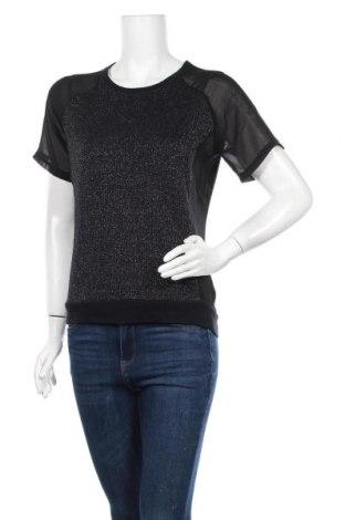 Γυναικεία μπλούζα Sisley, Μέγεθος S, Χρώμα Μαύρο, Τιμή 10,49€
