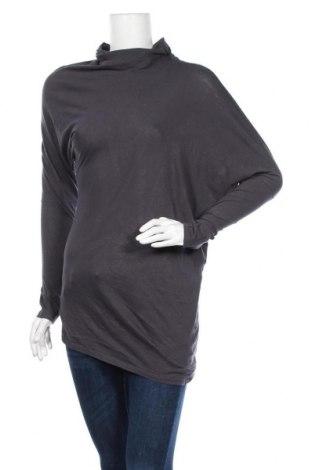 Γυναικεία μπλούζα Sisley, Μέγεθος L, Χρώμα Γκρί, Τιμή 10,49€