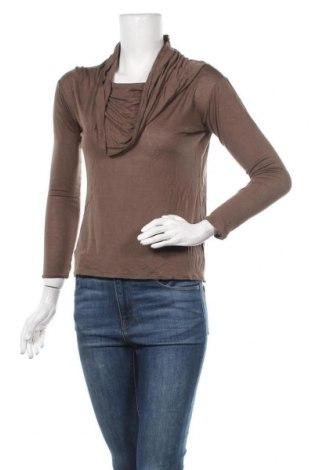 Γυναικεία μπλούζα Sisley, Μέγεθος M, Χρώμα Καφέ, Τιμή 6,75€