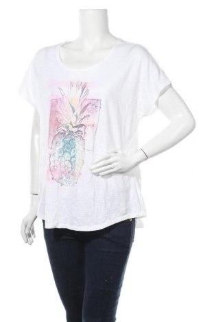 Γυναικεία μπλούζα Sonoma, Μέγεθος XL, Χρώμα Λευκό, 60% βαμβάκι, 40% πολυεστέρας, Τιμή 11,04€