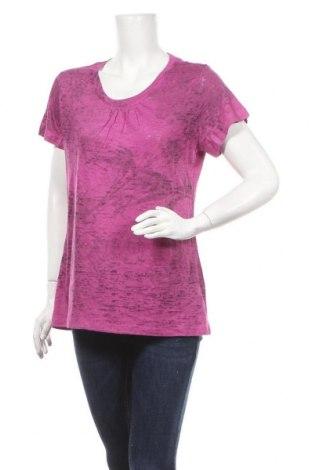 Γυναικεία μπλούζα Sonoma, Μέγεθος L, Χρώμα Βιολετί, 57% βαμβάκι, 43% πολυεστέρας, Τιμή 10,49€