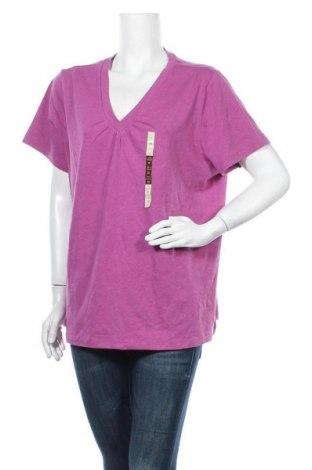 Γυναικεία μπλούζα Sonoma, Μέγεθος XL, Χρώμα Ρόζ , 96% βαμβάκι, 4% ελαστάνη, Τιμή 9,25€
