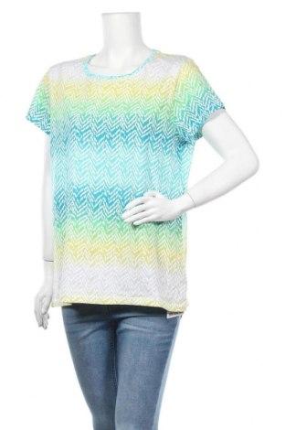 Γυναικεία μπλούζα Sonoma, Μέγεθος XL, Χρώμα Πολύχρωμο, 96% βαμβάκι, 4% ελαστάνη, Τιμή 10,39€
